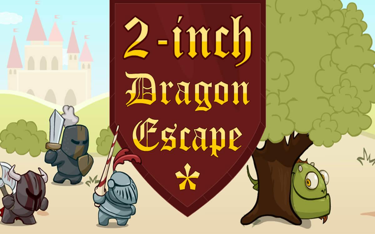 2-inch Dragon Escape