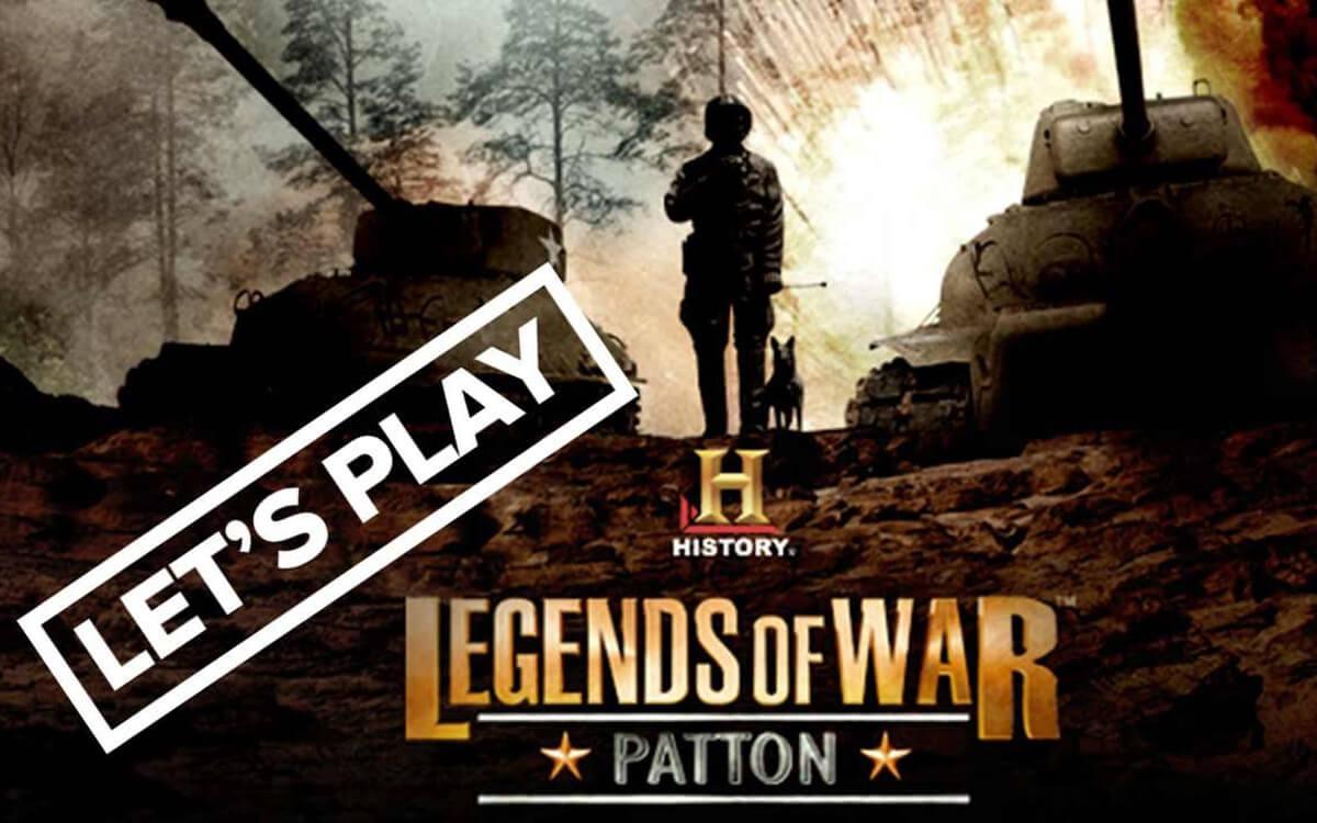 History Legends of War: Patton
