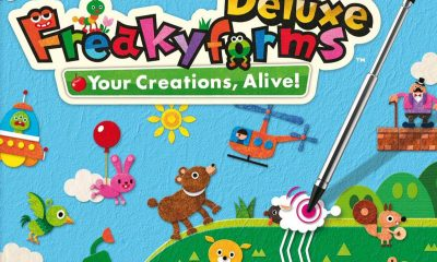 Freaky Forms Deluxe: Your Creations Alive!